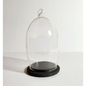Fijn geblazen glazen Stolpje
