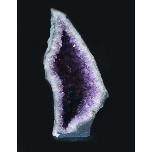 Amathyst Geode Brazilie 82cm Hoog!