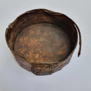 A bowl, Inuit, c.a. 2000 - 8000 BP.